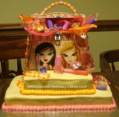 Brilliant Bratz Boulevard Cakes Birthday Funny Good Bad Cake Boss Dolls Funny Birthday Cards Online Aboleapandamsfinfo