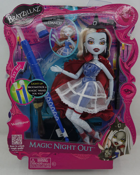 Wicked Night Out Bratzillaz Accessory Pack